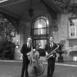 groupe de Jazz contrebasse saxophoniste