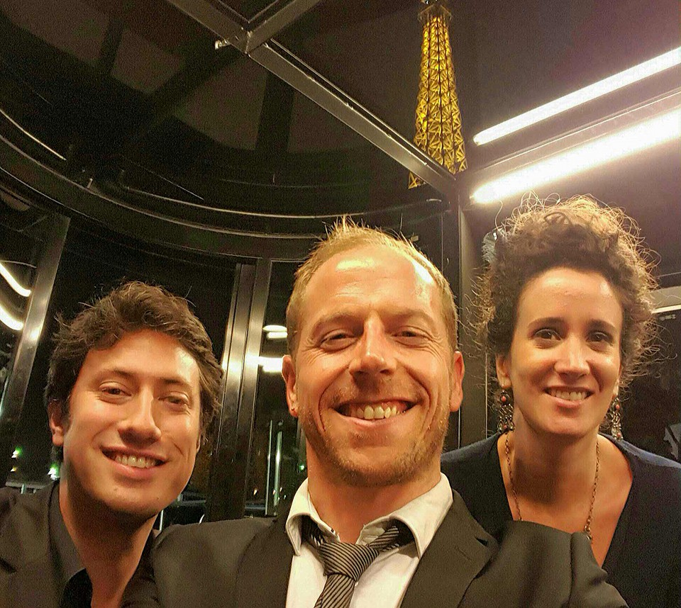 Groupe de Jazz vocal Paris