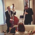 duo Jazz saxophone contrebasse