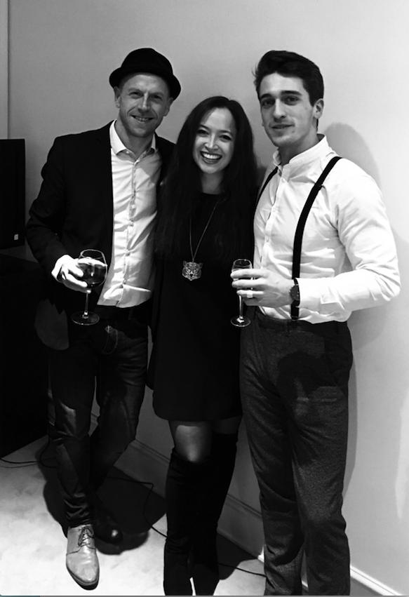Trio jazz vocal Paris