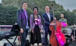 groupe de jazz Paris soirée privée
