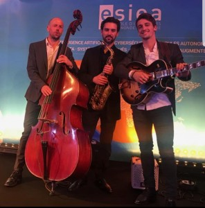 Trio jazz Paris soirée Privée