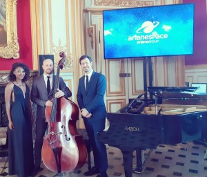 Groupe de jazz Vocal Paris