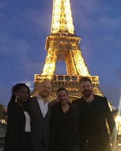Groupe Pop Jazz Paris