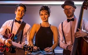Groupe de Jazz vocal Paris reception