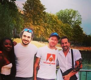 Groupe de Pop Paris Groupe de Jazz