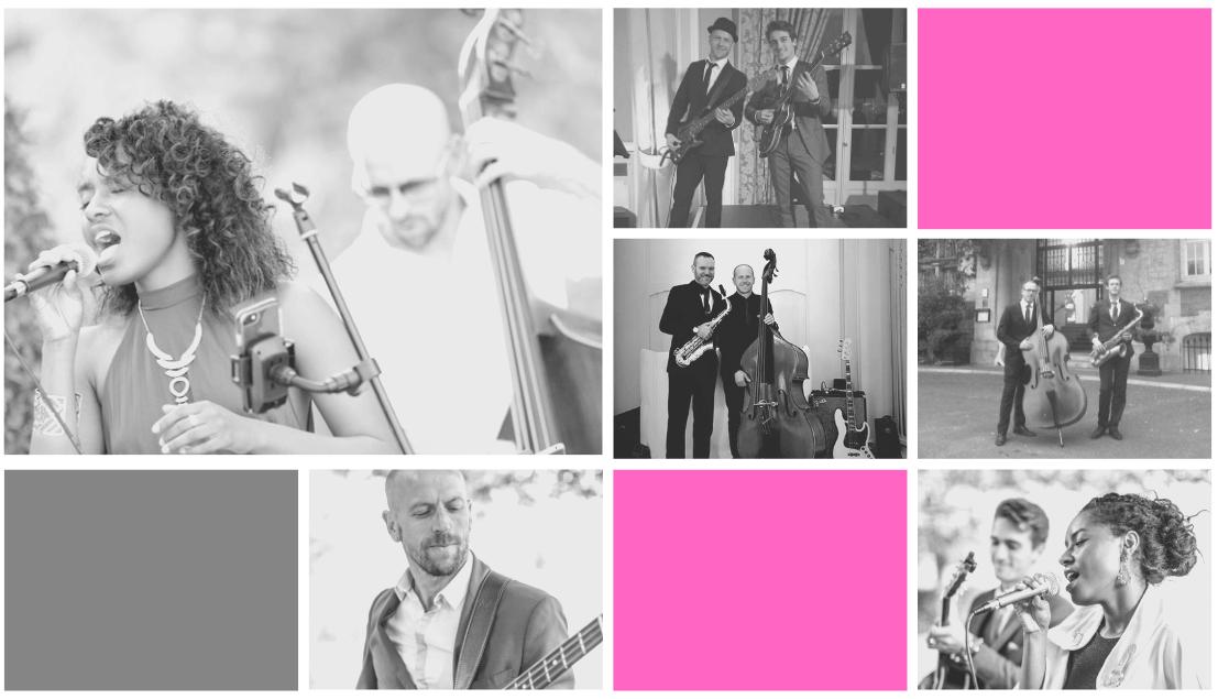 Groupe Jazz Paris - Paris Jazz band Duo