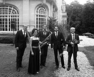 groupe répertoire chansons française Paris