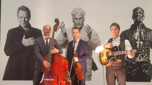 groupe de jazz manouche Paris